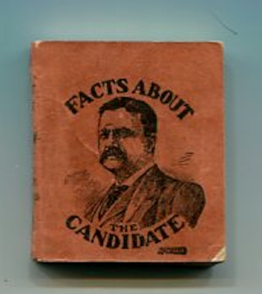 The Facts About The Candidate. Bryon Andrews.