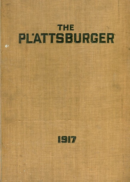 The Plattsburger; A Record Of The Second Camp.
