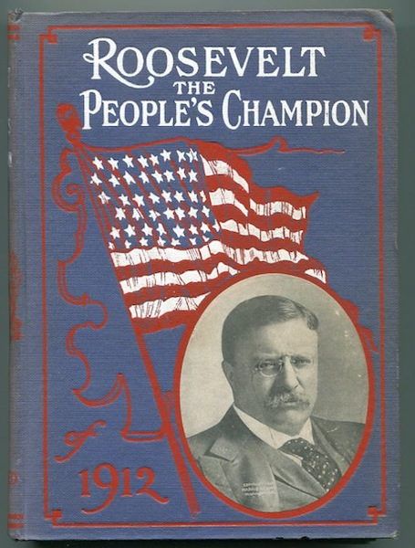The Intellectual Giant, Roosevelt, the People's Champion for Human Rights, Covering Every Phase of the Most Vital Questions of the Day Including Biographies of Roosevelt and Johnson, Candidates for President and Vice President. Jay Henry Mowbray.
