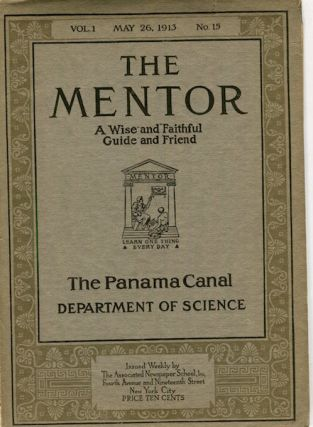 The Mentor; The Panama Canal; Department Of Science. Stephen Bonsal