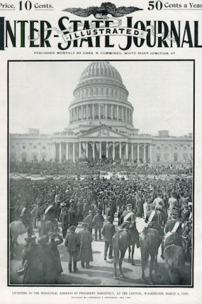 Inter-State Journal Illustrated (Inauguration). Theodore Roosevelt