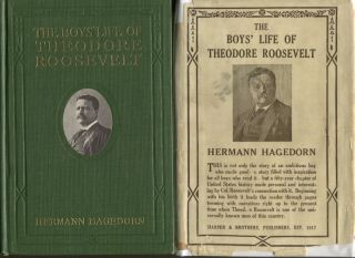 The Boy's Life of Theodore Roosevelt. Hermann Hagedorn